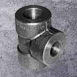 Alloy Steel Threaded Forged Tee