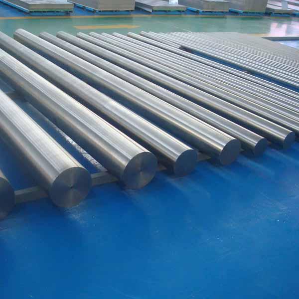Titanium Gr 2 Rods