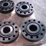 Carbon Steel RTJ Flanges