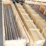 Hastelloy Tubes Wooden Packing