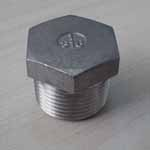 Duplex & Super Duplex Steel Hexagonal Plug
