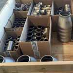 SMO 254 Pipe Fittings Packaging