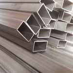 Stainless Steel 317L Square Tubes