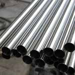 Stainless Steel 347 Round Tubes