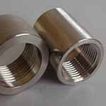 SS 316TI Threaded Coupling