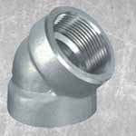 SS 347H Threaded Elbow