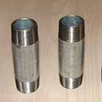 SS 347H Threaded Pipe Nipple