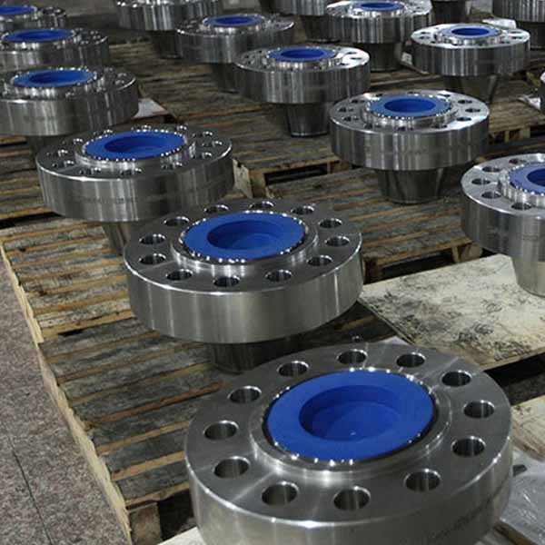 201 Alloy Pipe Flanges