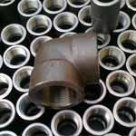 Alloy Steel Threaded Forged Elbow