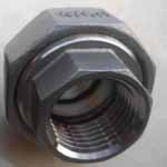 Alloy Steel Threaded Forged Union