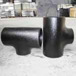 Carbon Steel ASTM A860 Equal Tee