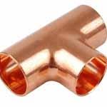 Cupro Nickel 70/30 Equal Tee
