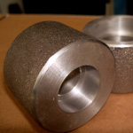 Cupro-Nickel Threaded Forged Coupling