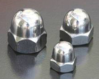 Titanium Alloy Dome Nut
