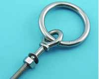 Titanium Alloy Eye Bolt