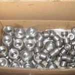 Inconel Threaded forged fittings packaging