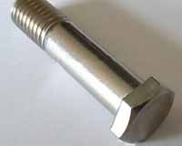 Titanium Alloy Hex Bolt