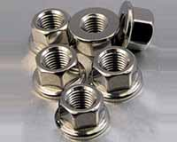 Titanium Alloy Hex Head Nuts