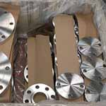 Titanium Alloy Flanges Packaging