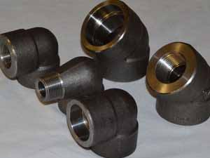 Inconel Threaded Forged Fitting