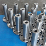 Duplex Steel S31803 / S32205 Long weld Neck Flanges