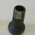 ASTM A234 Carbon Steel Outlet