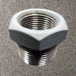Inconel 601 Threaded Bushing
