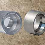 Inconel Threaded Cap