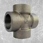 Inconel 601 Threaded Cross