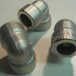 Inconel Threaded Elbow