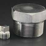 Inconel 601 Threaded Plug