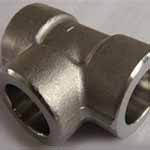Inconel 601 Threaded Tee