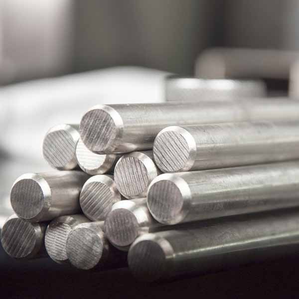 Duplex & Super Duplex Steel Rods