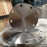 Duplex Steel S31803 / S32205 Blind Flanges
