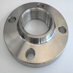 Duplex Steel S31803 / S32205 Threaded Flanges