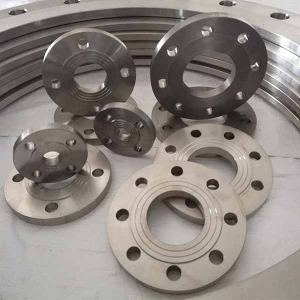 Titanium Alloy Pipe Flanges