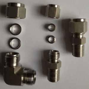 SS 304L Accessories