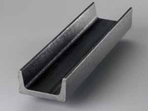 Carbon steel AISI 1045 Channel
