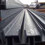 Carbon Steel A105 H Beam