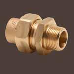 Copper Nickel Tube to Union