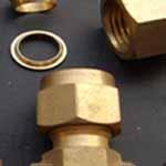 Cupro Nickel 70/30 Tube Nut