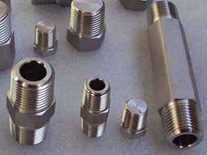 Hastelloy B2 Tube To Male Fittings