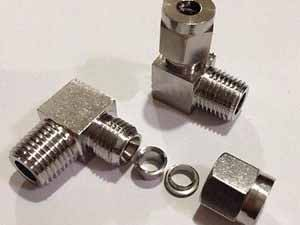 Stainless Steel 304 Tube To Male Fittings