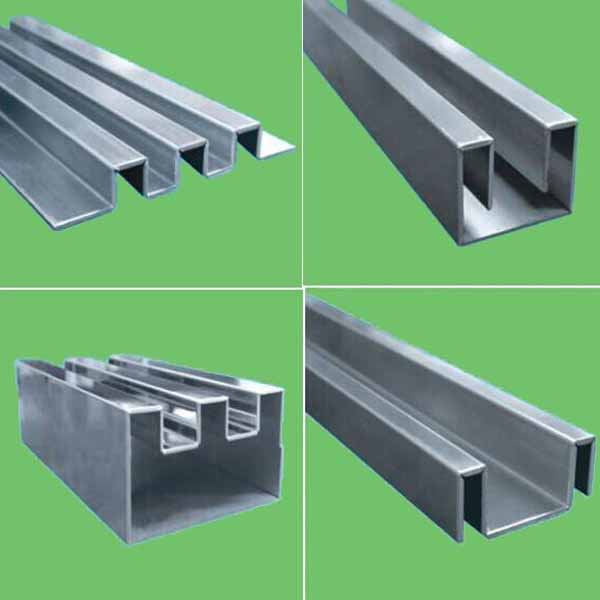 Stainless Steel 316Ti Channel