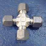 Stainless Steel 304 Union Cross