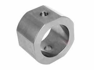 Stainless Steel Flushing Ring